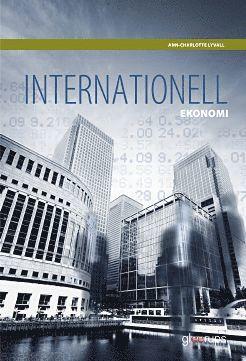 bokomslag Internationell ekonomi Fakta- o övn bok