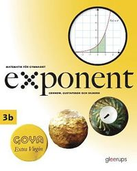 bokomslag Exponent 3b