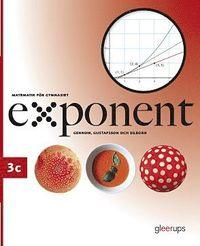 bokomslag Exponent 3c