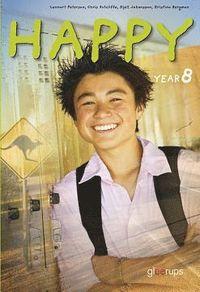 bokomslag Happy Textbook Year 8 2:a uppl