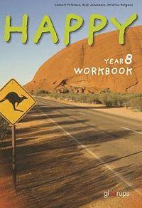 bokomslag Happy Workbook Year 8 2:a uppl