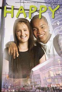 bokomslag Happy Textbook Year 9 2:a uppl