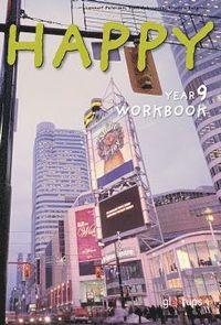 bokomslag Happy Workbook Year 9 2:a uppl