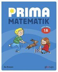 bokomslag Prima Matematik 1A Grundbok 2:a uppl
