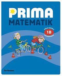 bokomslag Prima Matematik 1B Grundbok 2:a uppl