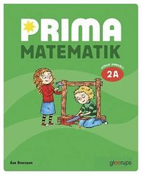 Prima Matematik 2A Grundbok 2:a uppl
