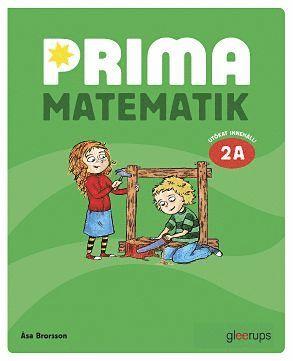 bokomslag Prima Matematik 2A Grundbok 2:a uppl