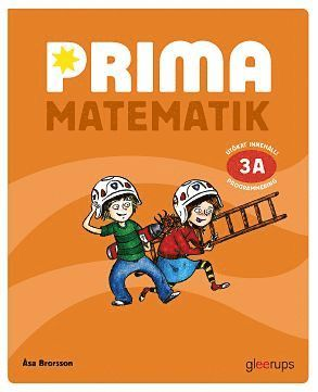 bokomslag Prima Matematik 3A Grundbok 2:a uppl