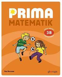 bokomslag Prima Matematik 3B Grundbok 2:a uppl