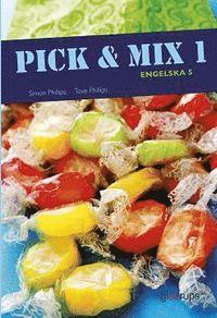 bokomslag Pick & Mix 1, Engelska 5, elevbok