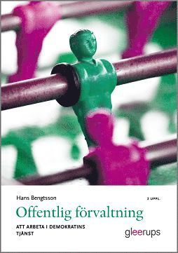 bokomslag Offentlig förvaltning 2:a uppl