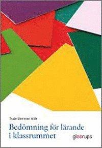 bokomslag Bedömning för lärande i klassrummet