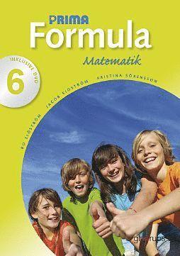 bokomslag Prima Formula 6 Elevbok inkl dvd 1:a upplaga