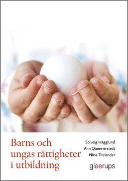 bokomslag Barns och ungas rättigheter i utbildning
