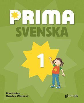 bokomslag Prima Svenska 1 Basbok