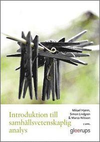 bokomslag Introduktion till samhällsvetenskaplig analys 2:a uppl