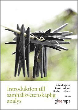 bokomslag Introduktion till samhällsvetenskaplig analys, 2 uppl