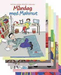 bokomslag Småböcker Veckodagarna mån-sön (7 böcker)