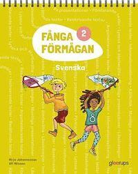 bokomslag Fånga förmågan 2 Svenska