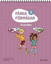 bokomslag Fånga förmågan 3 Svenska