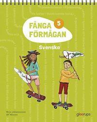 bokomslag Fånga förmågan 5 Svenska