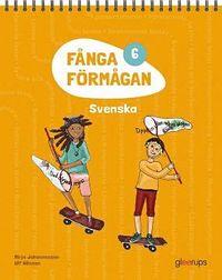 bokomslag Fånga förmågan 6 Svenska
