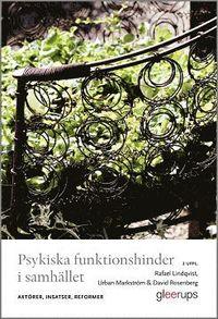bokomslag Psykiska funktionshinder i samhället, 2 uppl : Aktörer, insatser, reformer