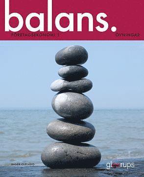 bokomslag Balans Företagsekonomi 1 Övningar