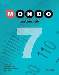 bokomslag Mondo Matematik 7 Elevbok