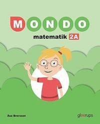 bokomslag Mondo Matematik 2A Elevbok