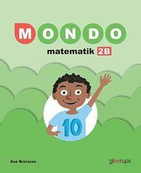 bokomslag Mondo Matematik 2B Elevbok