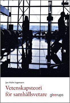 bokomslag Vetenskapsteori för samhällsvetare