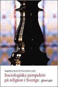 bokomslag Sociologiska perspektiv på religion i Sverige