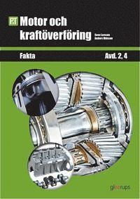 bokomslag PbT Motor- och kraftöverföring