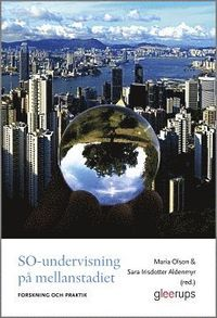 bokomslag SO-undervisning på mellanstadiet : Forskning och praktik