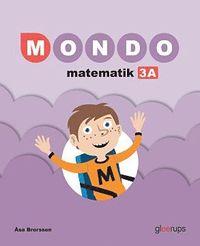 bokomslag Mondo matematik 3A elevbok