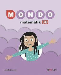 bokomslag Mondo matematik 3B elevbok