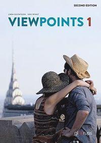 bokomslag Viewpoints 1, elevbok