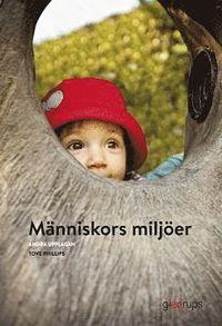bokomslag Människors miljöer Elevbok 2:a uppl