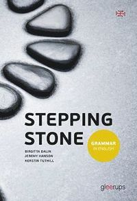 bokomslag Stepping Stone Grammar in English