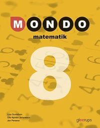 bokomslag Mondo Matematik 8 Elevbok