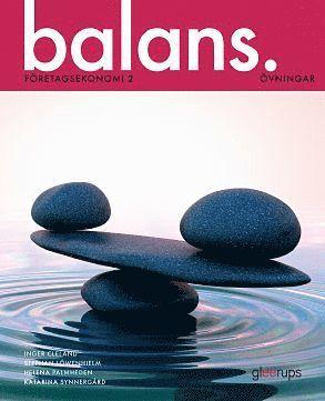 bokomslag Balans Företagsekonomi 2 Övningar