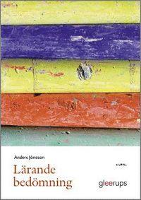 bokomslag Lärande bedömning, 4:e uppl