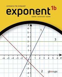 bokomslag Exponent 1b, 2:a upplagan