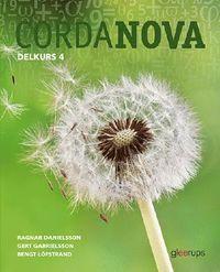 bokomslag CordaNova delkurs 4, elevbok