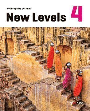 bokomslag New Levels 4, elevbok
