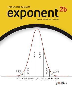 bokomslag Exponent 2b