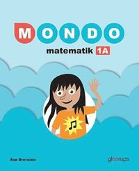 bokomslag Mondo matematik 1A grundbok