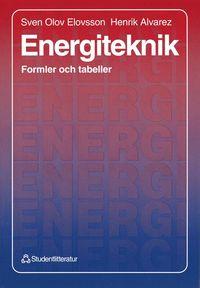 bokomslag Energiteknik - Formler och tabeller