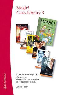 bokomslag Magic! 8 Class Library